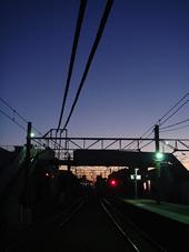 「夜が明ける。」 東京都 大平真己 様